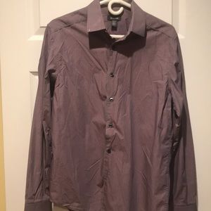 Men's Kenneth Cole button down size M